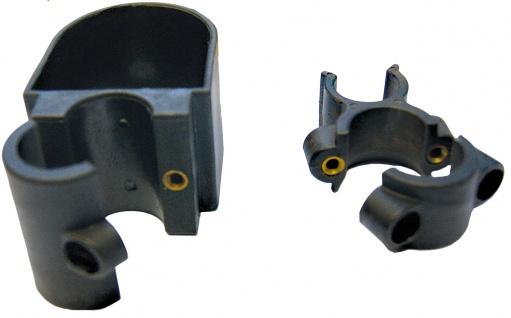 Stockhalter für Rollatoren / Rollator für alle Standard-Rollatoren Sani-Alt