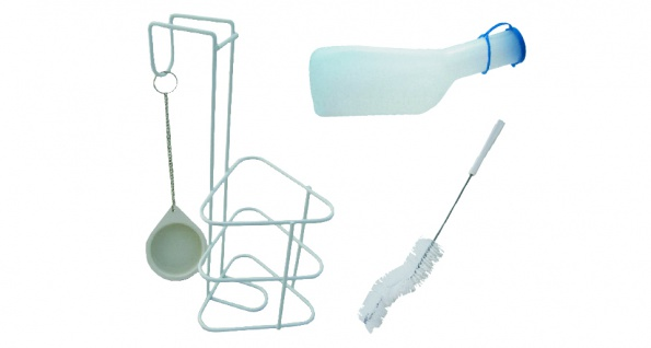 Urinflaschen-Set Profi Sani-Alt
