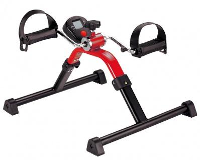 Bewegungstrainer DIGITAL, Training für Arme & Beine, rot Sani-Alt
