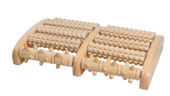 Fußmassageroller KOMFORT Massage für beide Füße Sani-Alt
