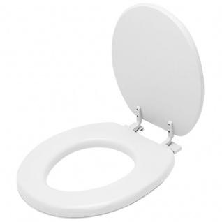 Soft WC-Sitz mit Deckel, weiss Sani-Alt