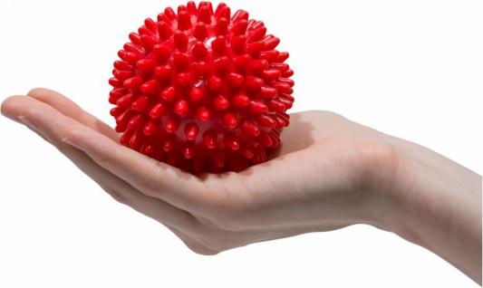 Igelball Noppenball Massage Ball ROT ø 9 cm Sani-Alt