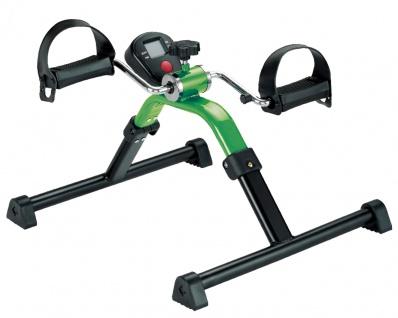 Bewegungstrainer DIGITAL, Training für Arme & Beine, grün Sani-Alt