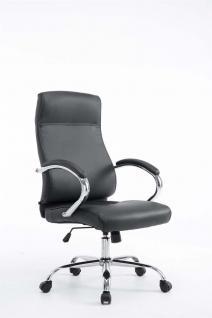 XXL Bürostuhl 210 kg schwarz edler Chefsessel modern design günstig hochwertig