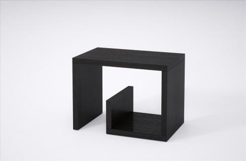 Beistelltisch Wenge Beitisch Nachttisch Sofatisch hochwertig modern design neu