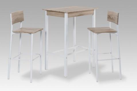 bartisch mit hocker wei g nstig kaufen bei yatego. Black Bedroom Furniture Sets. Home Design Ideas