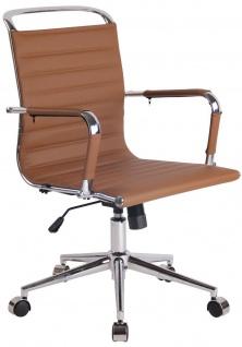 Bürostuhl 136 kg belastbar Schreibtischstuhl Drehstuhl Chefsessel modern design