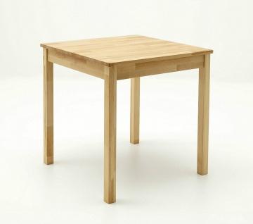 Esstisch Kernbuche massiv geölt 70 x 70 Küchentisch Tisch Esszimmertisch Holz