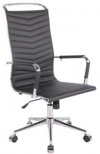 Bürostuhl Schreibtischstuhl Drehstuhl hohe Rückenlehne Chefsessel modern design