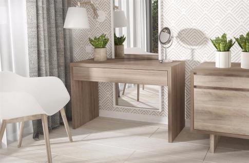Schreibtisch computertisch wildeiche online kaufen yatego for Arbeitstisch design