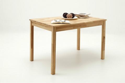 Esstisch Kernbuche massiv geölt 110 x 70 Küchentisch Tisch Esszimmertisch Holz