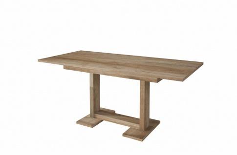 moderner Esstisch Eiche Monument ausziehbar Auszugtisch Küche design günstig neu