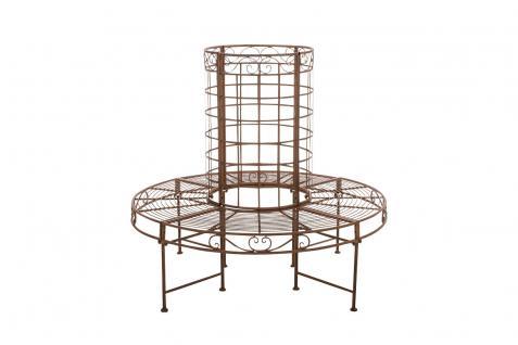 gartenbank rund g nstig sicher kaufen bei yatego. Black Bedroom Furniture Sets. Home Design Ideas
