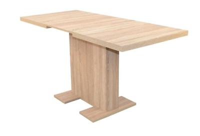 Auszugtisch 100-150 Sonoma Eiche Esstisch Esszimmertisch ausziehbar erweiterbar