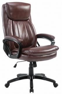 Chefsessel bordeauxrot Chefsessel Drehstuhl Computerstuhl Schreibtischstuhl NEU