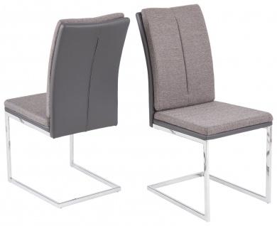 freischwinger grau g nstig online kaufen bei yatego. Black Bedroom Furniture Sets. Home Design Ideas
