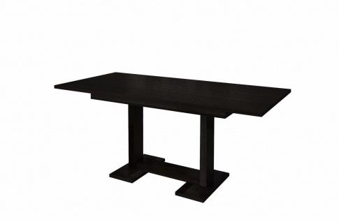 moderner Esstisch Wenge ausziehbar Auszugtisch Küchentisch design günstig neu