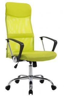 XL Chefsessel grün bis 180 kg Netzbezug Bürostuhl hochwertig modern design neu