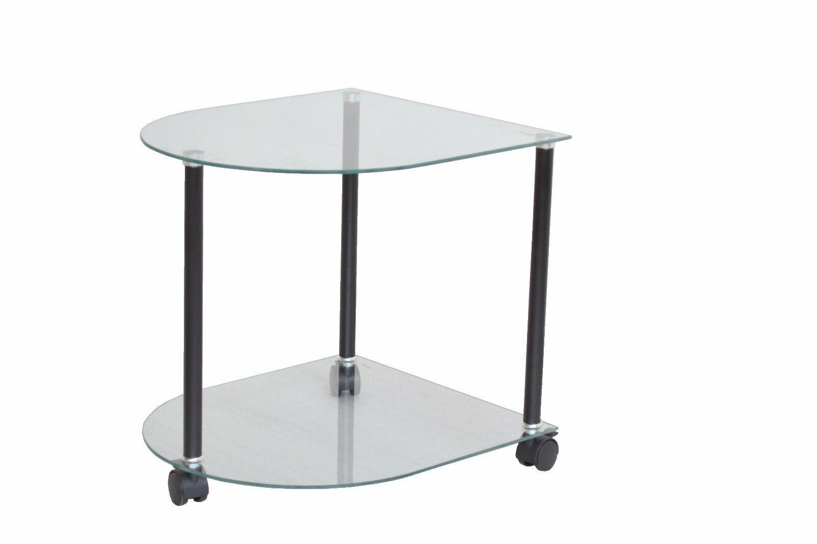Glastisch Mit Rollen Finest Glastisch Couchtisch Planen