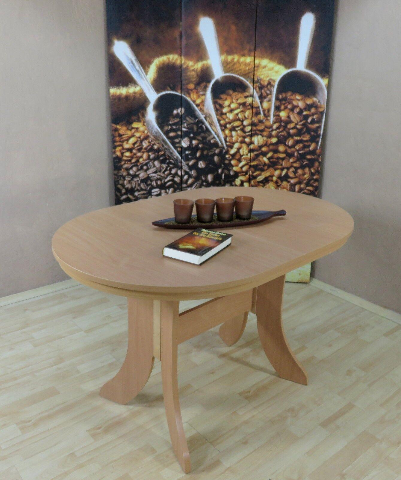 Auszugtisch Oval Buche Natur Esstisch Esszimmertisch Kuchentisch Ausziehbar Neu Kaufen Bei Go Perfect
