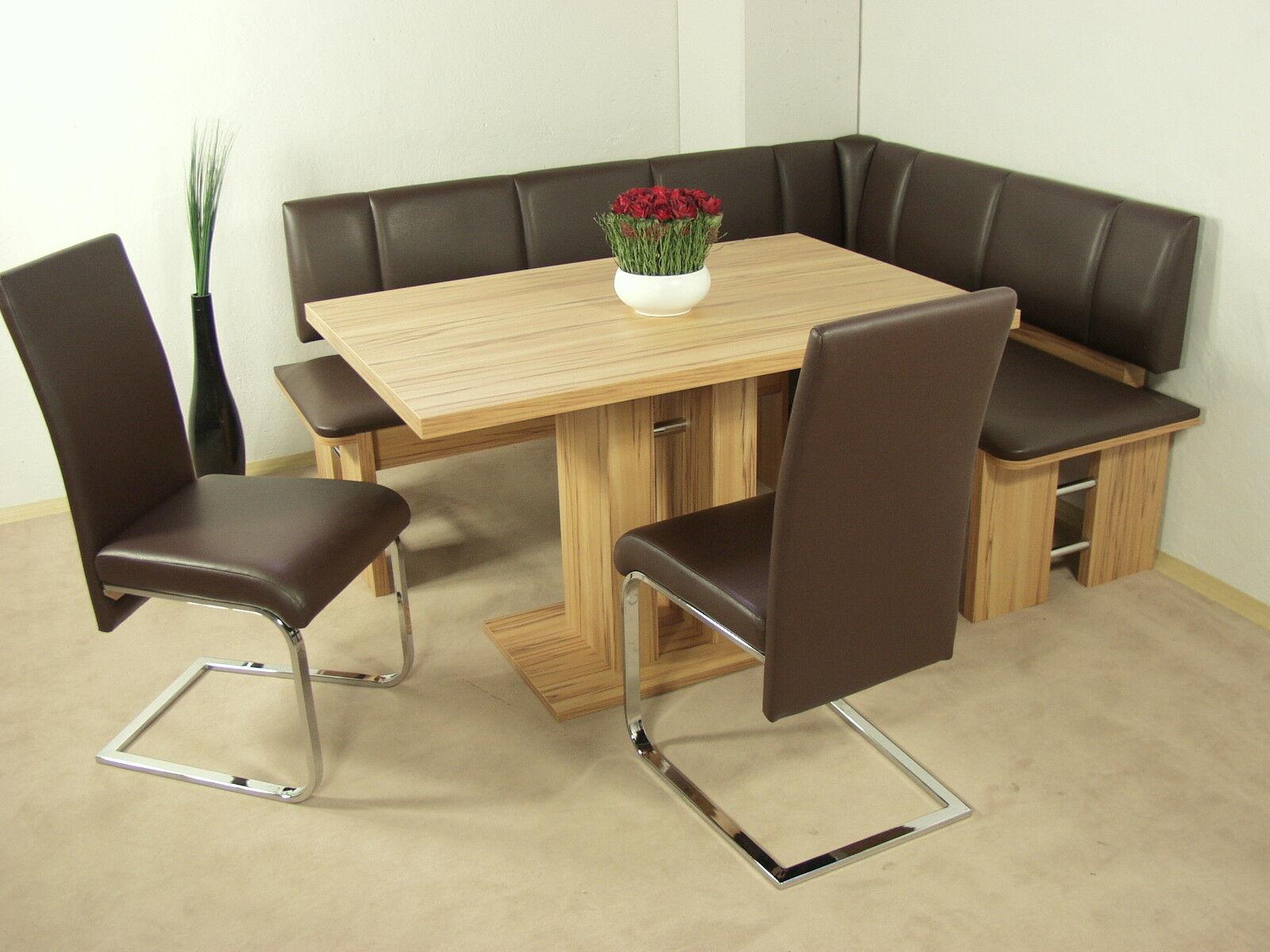 Attraktiv Moderne Eckbank Ideen Von Eckbankgruppe Kernbuche Stühle Tisch Stuhlset Dinninggruppe Design