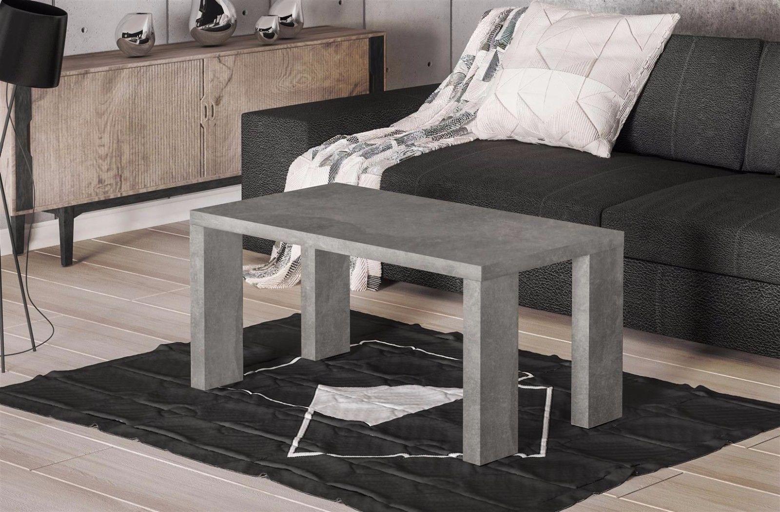 couchtisch aus beton couchtisch glas chrom gestell mann mobilia ohne fu mit schublade eiche. Black Bedroom Furniture Sets. Home Design Ideas