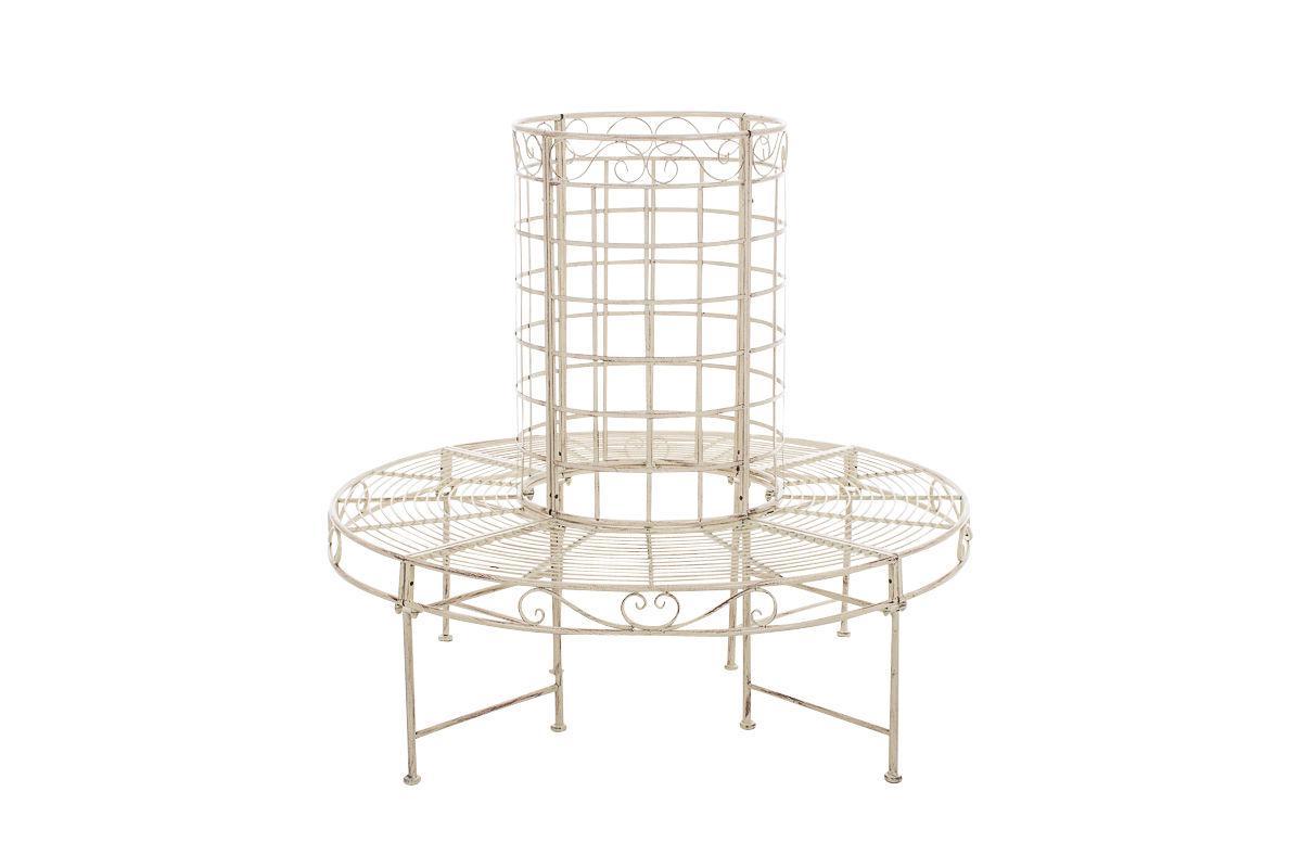 baumbank rund awesome baumbank aus metall gartenbank rund. Black Bedroom Furniture Sets. Home Design Ideas
