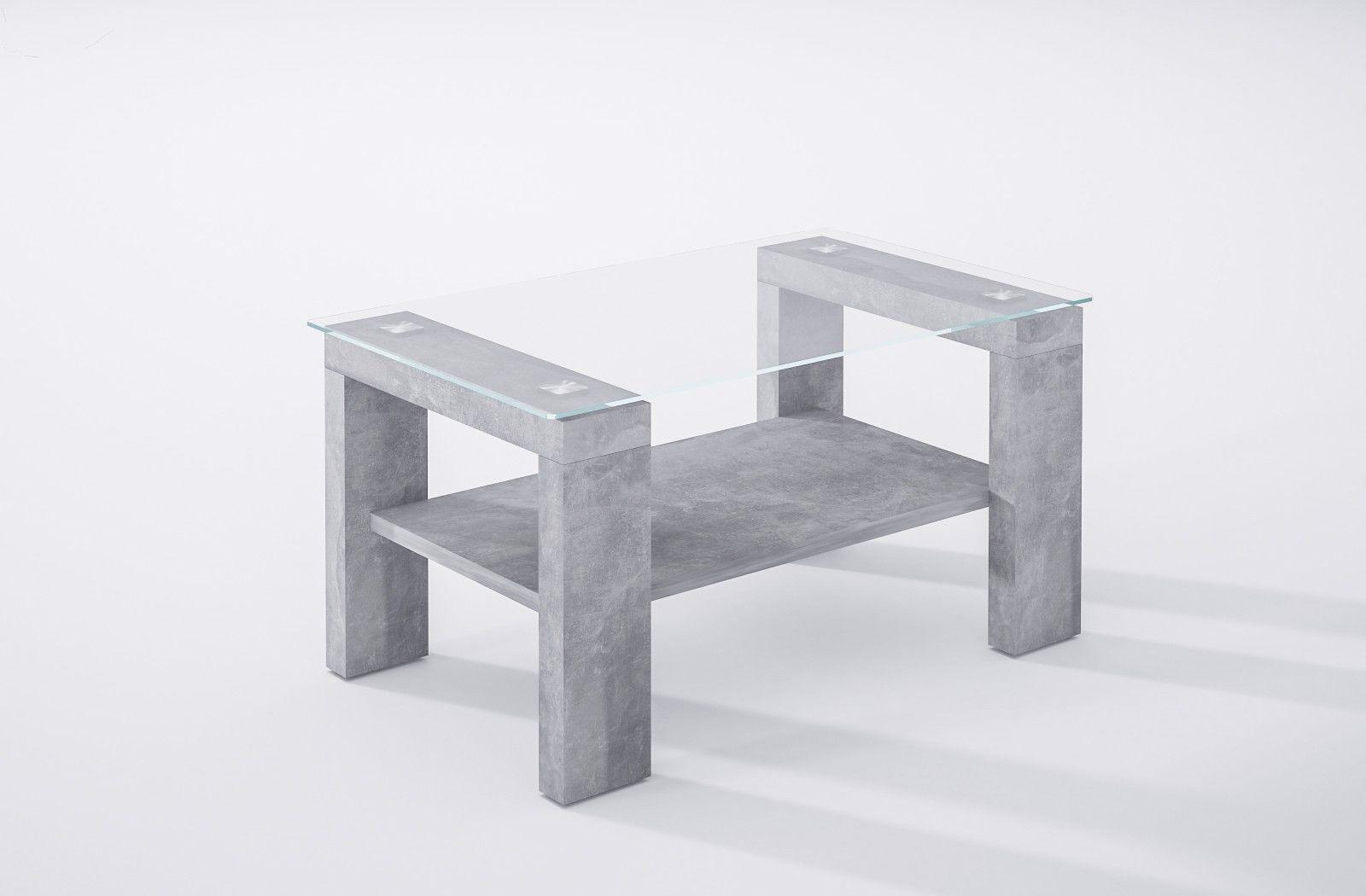 98 glas tisch aus beton wohnzimmer couchtisch large for Glastisch couchtisch design