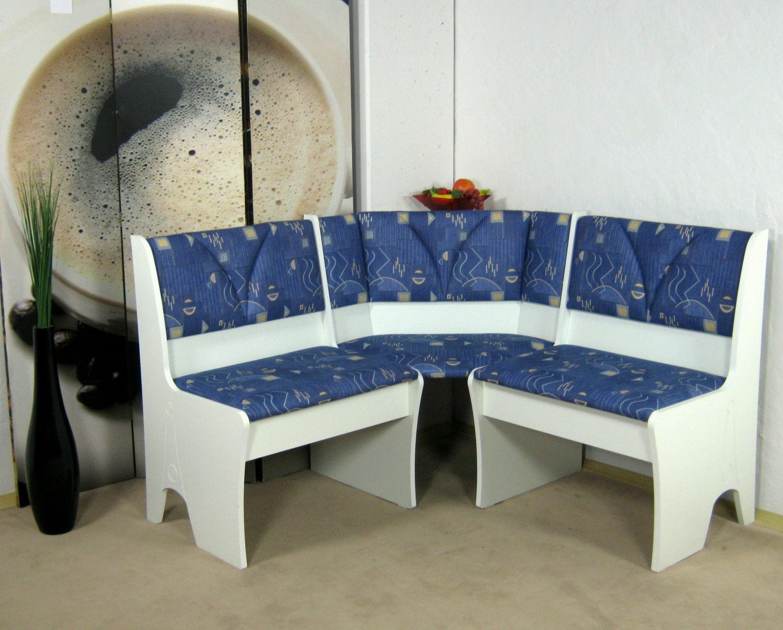 truheneckbank weis, truheneckbank weiß blau eckbank esszimmerbank truhenbank sitzbank, Design ideen