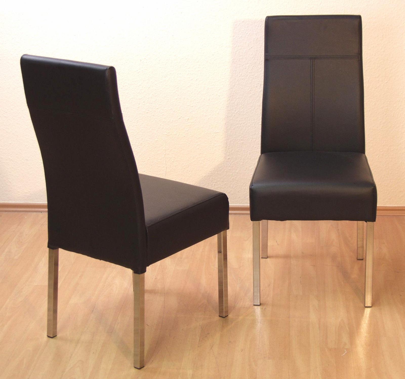 Brilliant Stühle Modern Beste Wahl 2 X Esszimmerstuhl Stühle Stuhl Stuhlset Set