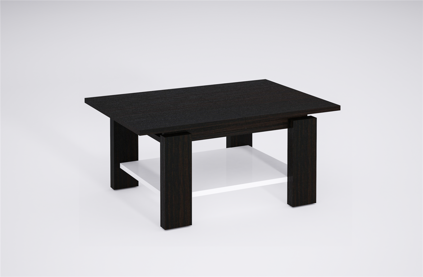 91 wohnzimmertisch wenge oslo couchtisch 60 x cm. Black Bedroom Furniture Sets. Home Design Ideas