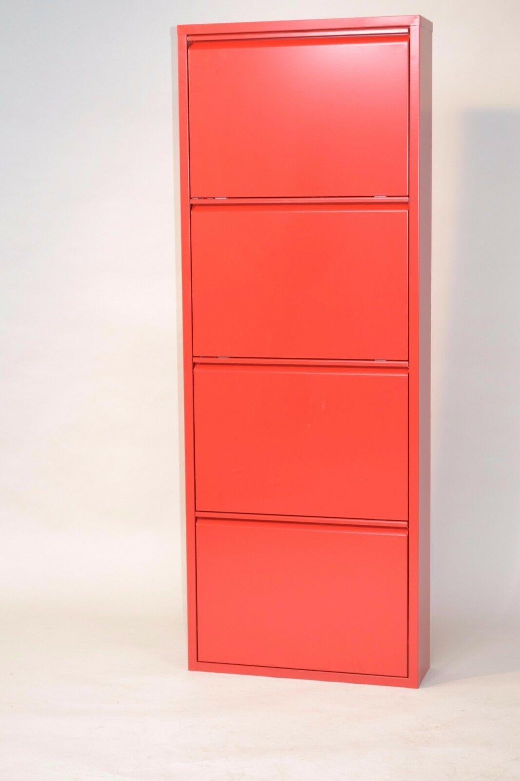 Ausgezeichnet Schuhschrank Rot Ideen - Die Designideen für ...