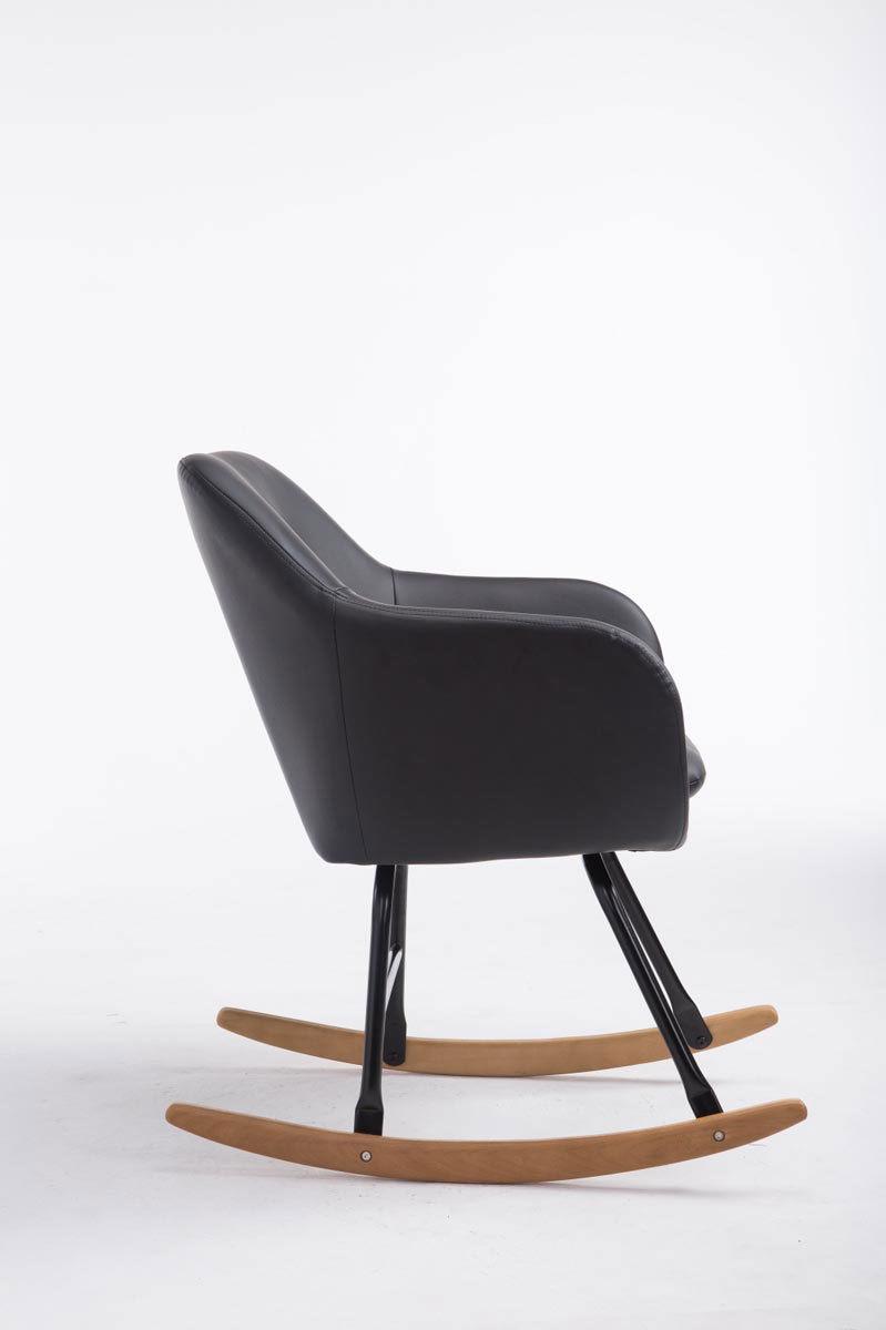 Astounding Relaxsessel Modern Design Galerie Von Latest Schwarz Kunstleder Korbsessel Holzkufen With Korbsessel