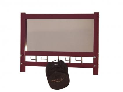 wandgarderobe garderobe metall bestellen bei yatego. Black Bedroom Furniture Sets. Home Design Ideas