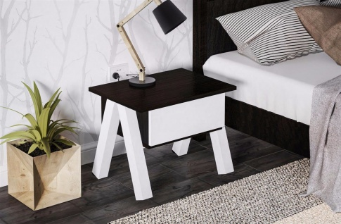 nachttisch design g nstig online kaufen bei yatego. Black Bedroom Furniture Sets. Home Design Ideas