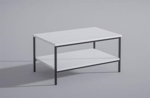 Design wohnzimmertisch weiss g nstig online kaufen yatego for Design sofatisch