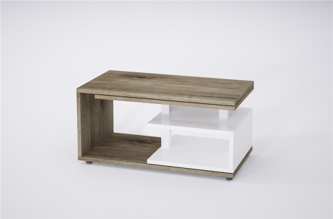 Couchtische drehbar online bestellen bei yatego for Design sofatisch