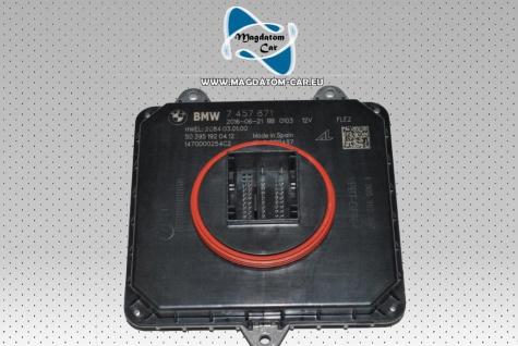 Neu Original Led Modul Steuergerät Ballast Headlights Bmw 1 F20 F21 LCI 7457871