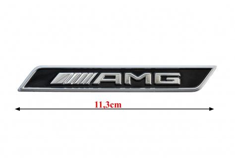 Neu Original AMG Logo Schriftzug Emblem Kotflügel Seitenemblem Mercedes ML GLE W166 W205 GLE A2928173500