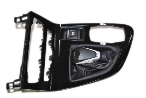 Original Schaltknauf Leder 6 Gang Blende Gear Knob Bmw 2 F45 F46 GT 9287611