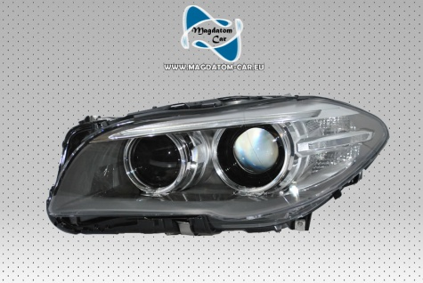 1x Neu Original Scheinwerfer Bixenon Xenon Led ohne Kurvenlicht Links BMW 5' F10 F11 LCI 7343911