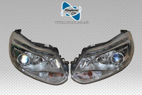 2x Neu Original Scheinwerfer Bixenon Xenon Led Fur Ford Focus Mk3