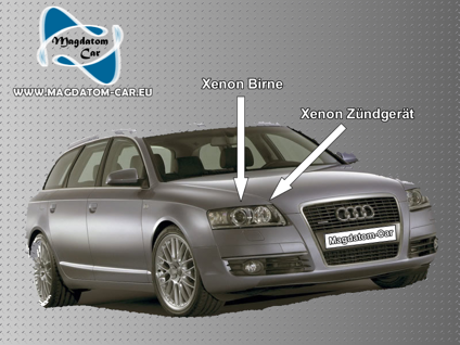 Neu Xenon Bixenon Brenner Birne D2S fur Audi A6 S6 4F 2004-2008 - Vorschau
