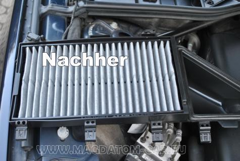 2x Neu Original BOSCH Aktivkohlefilter Innenraumfilter Pollenfilter Mikrofilter Bmw 5 E60 E61 6 E63 E64 Bosch Nr.1987432402 - Vorschau 5