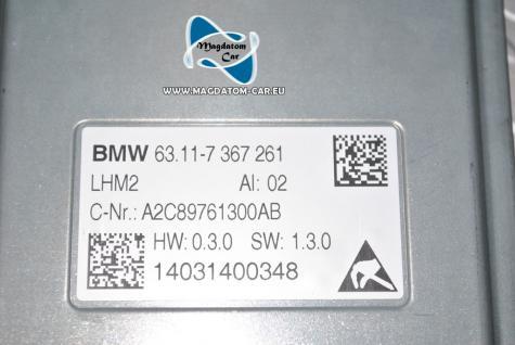 Neu Original Full LED Modul Steuergerät Hauptlichtmodul BMW F01 F02 F03 F10 F11 F15 F32 F33 63117367261 7367261 - Vorschau 3