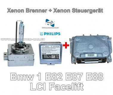 Neu Original Xenon Bixenon Steuergerät Valeo+ Xenon Brenner fur Bmw 1 E82 E87 E88 LCI Facelift ab 2007-2010 - Vorschau 1