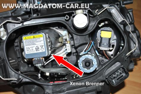 Neu Original Xenon Bixenon Steuergerät Valeo+ Xenon Brenner fur Bmw 1 E82 E87 E88 LCI Facelift ab 2007-2010 - Vorschau 3