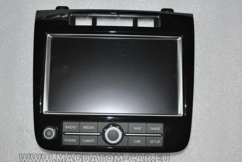 Neu Original Navi MMI Display Touch ALPINE Navigation VW TOUAREG 2011-2012 7P 7P6919603 TOUCH-SCREENNeu Original Navi MMI Display Touch ALPINE Navigation VW TOUAREG 2011-2012 7P 7P6919603 TOUCH-SCREEN - Vorschau 1