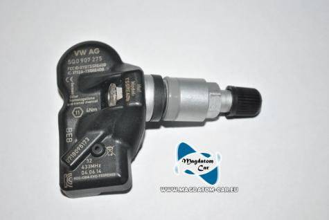 Neu Orig. Reifendrucksensor Luftdruck sensoren RDK RDKS Porsche Macan Panamera Passat Tiguan Nr.5Q0907275 - Vorschau 1