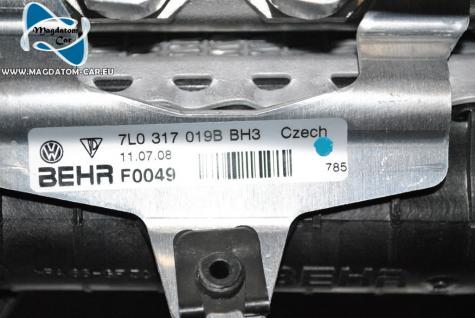 Neu Original Ölkühler Wasserkühler Klimakühler + 2x Lüfter Komplett Porsche Cayenne Touareg 7L Audi Q7 7L6121253B - Vorschau 3